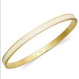 Kate Spade Tickle the Ivories Bangle Bracelet